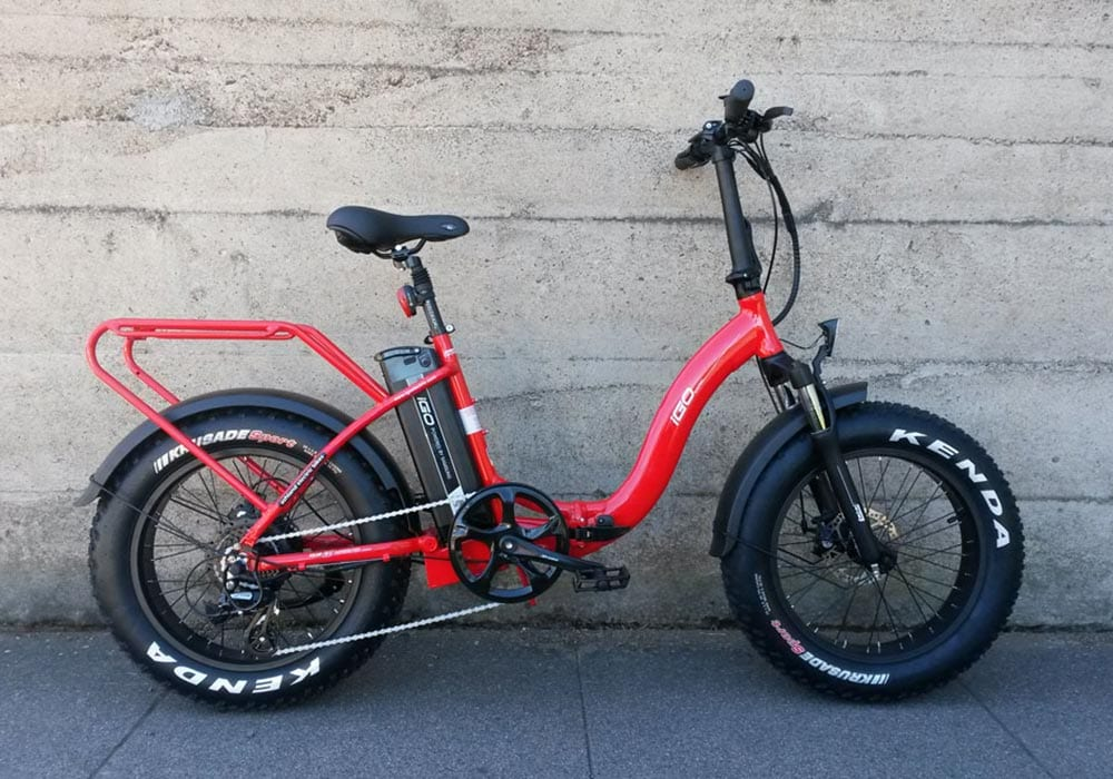 multi gear electric bike