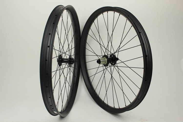 Two Ebike Rims