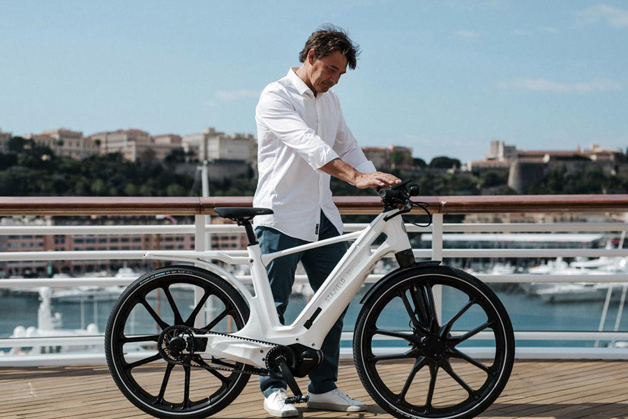 Which Is The Most Advanced Electric Bike Developed/Planned?