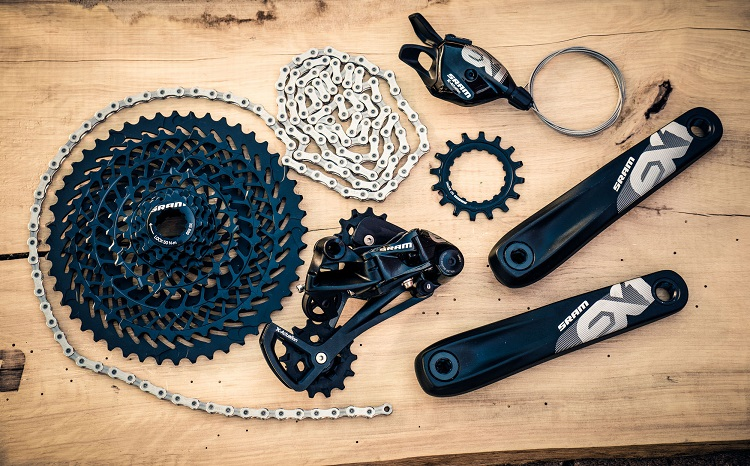 8 Speed Drivetrain For Ebike