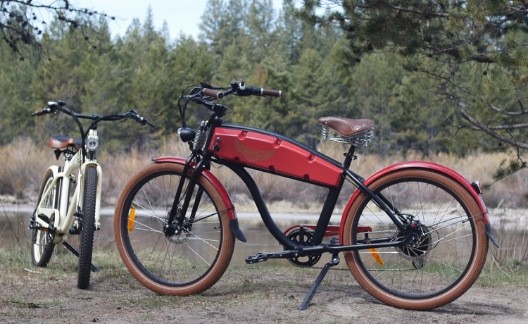Different Ebikes