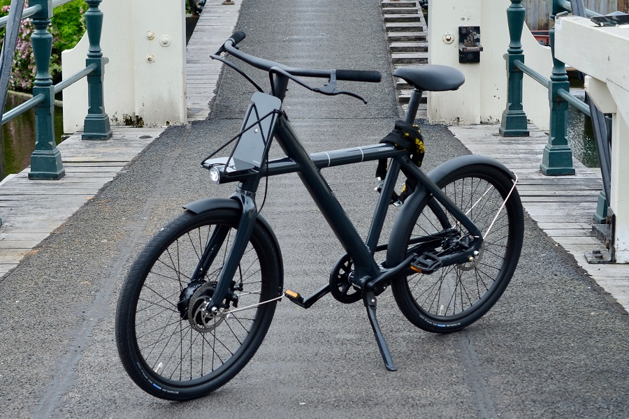 Three-Class Electric Bike System Explained