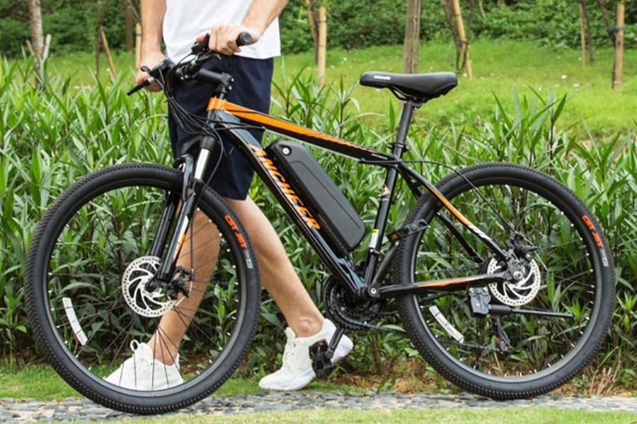 ANCHEER Electric Mountain Bike 350W Review