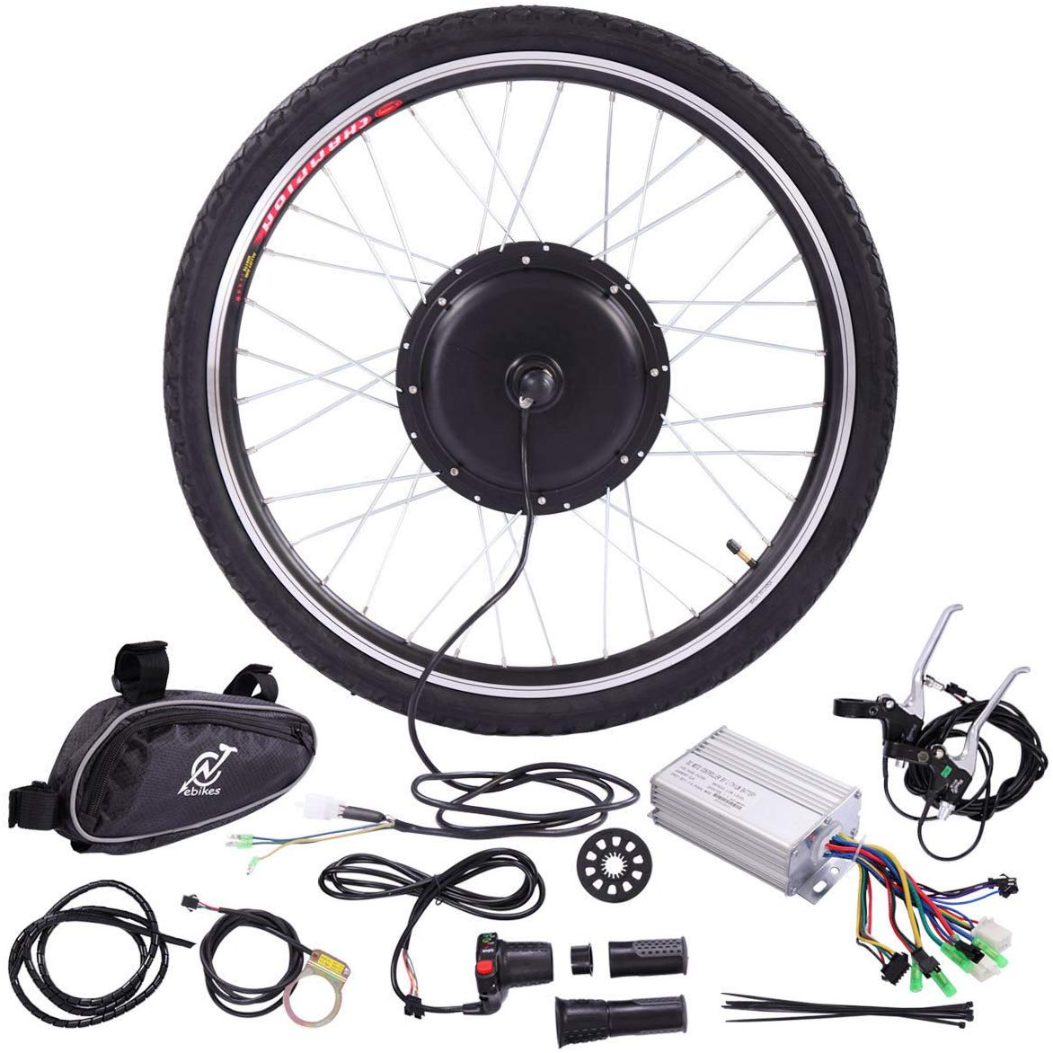 AXPETY 36V 500W E-Bike Conversion Kit Review