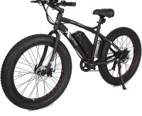 ECOTRIC 26 Fat Bike Tire Review