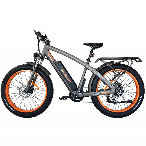 Addmotor MOTAN Electric Bicycles Mountain Fat Tire Review 1