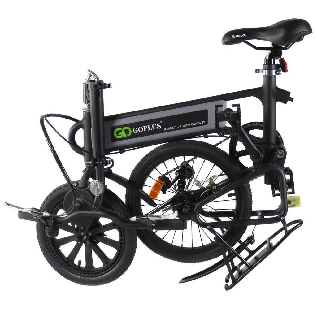 Go Plus Foldable Ebike