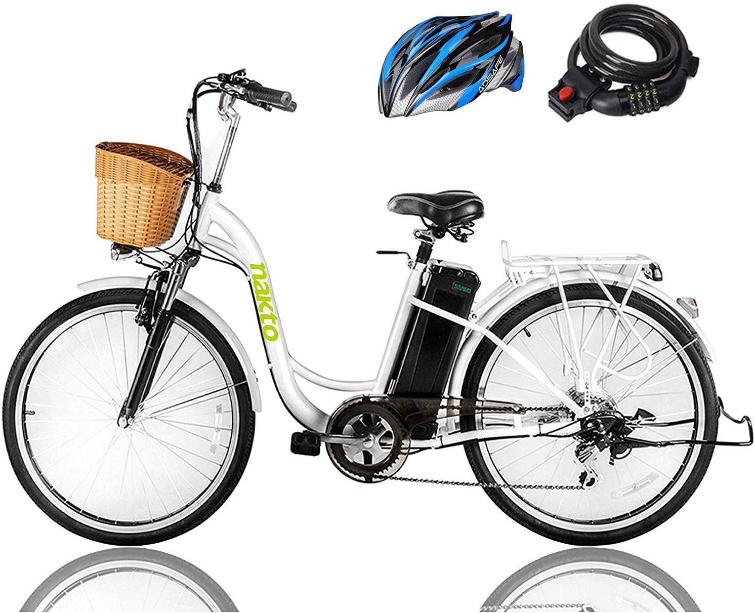 "Nakto 26"" Electric Bike Review"