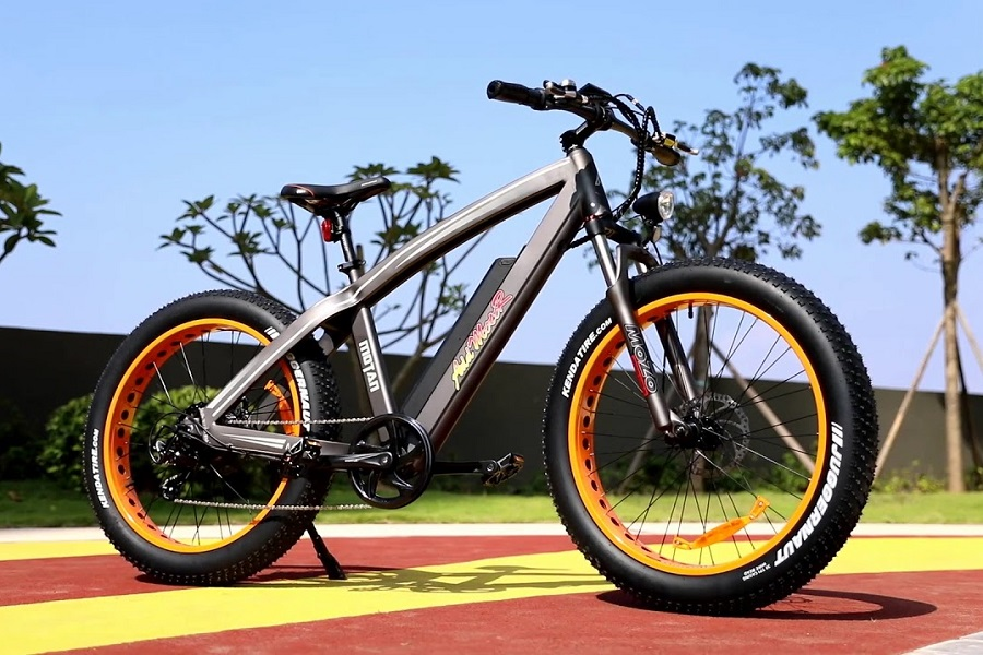 Addmotor MOTAN Electric Bicycles Mountain Fat Tire Review