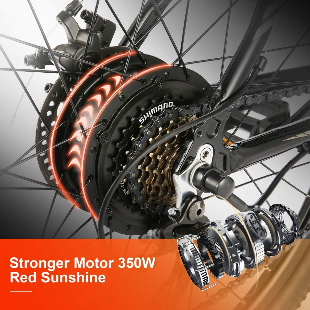 Red Sunshine Motor