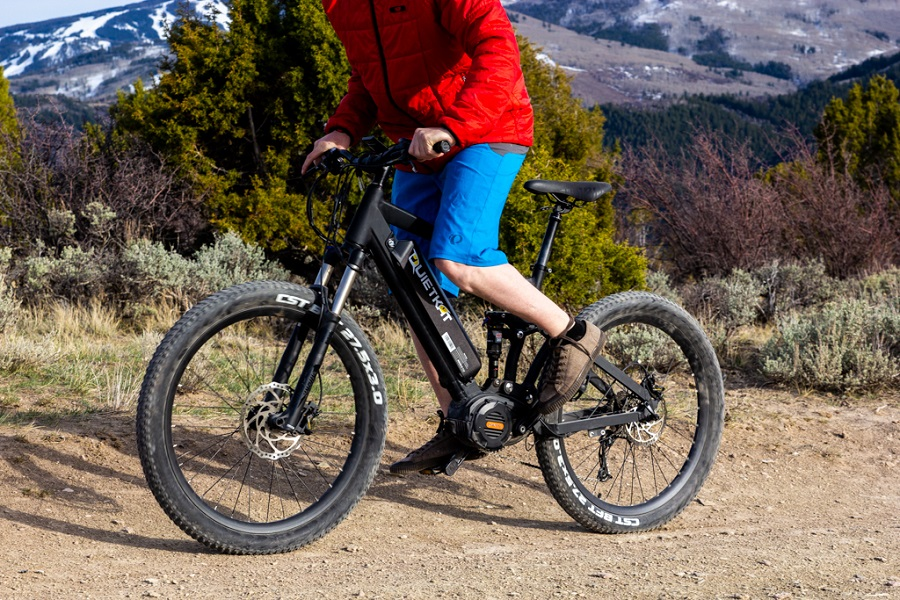 Electric Mountain Bike Weight