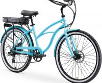 sixthreezero Around the Block Women's Cruiser Bike with Rear Rack 26-Inch eBike Review