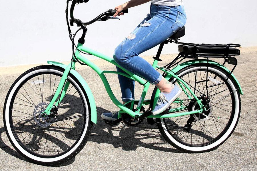 Sixthreezero Around The Block Women's Cruiser EBike Review