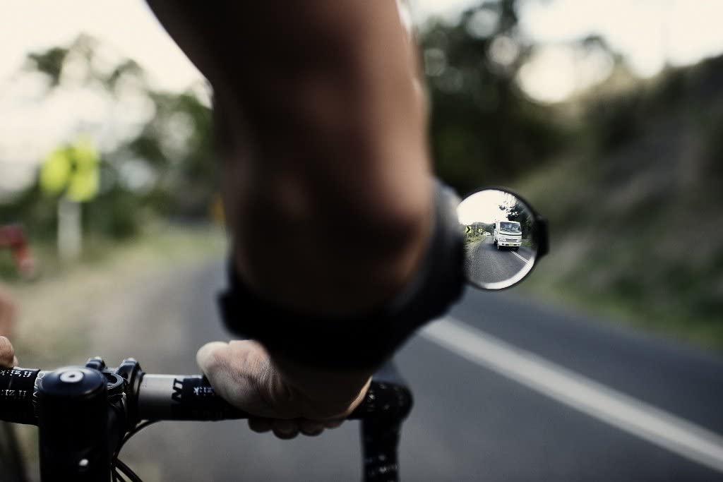 bike rear view mirror