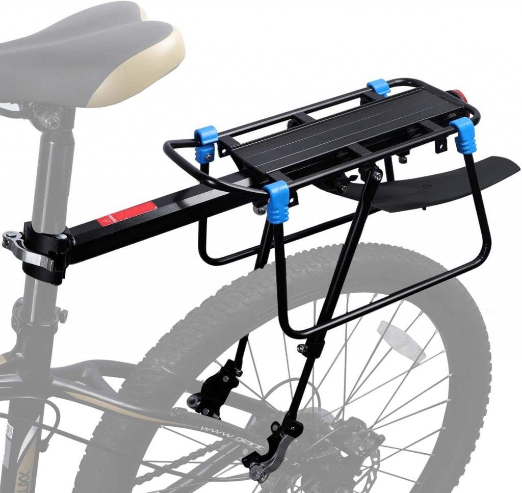 bike cargo rack