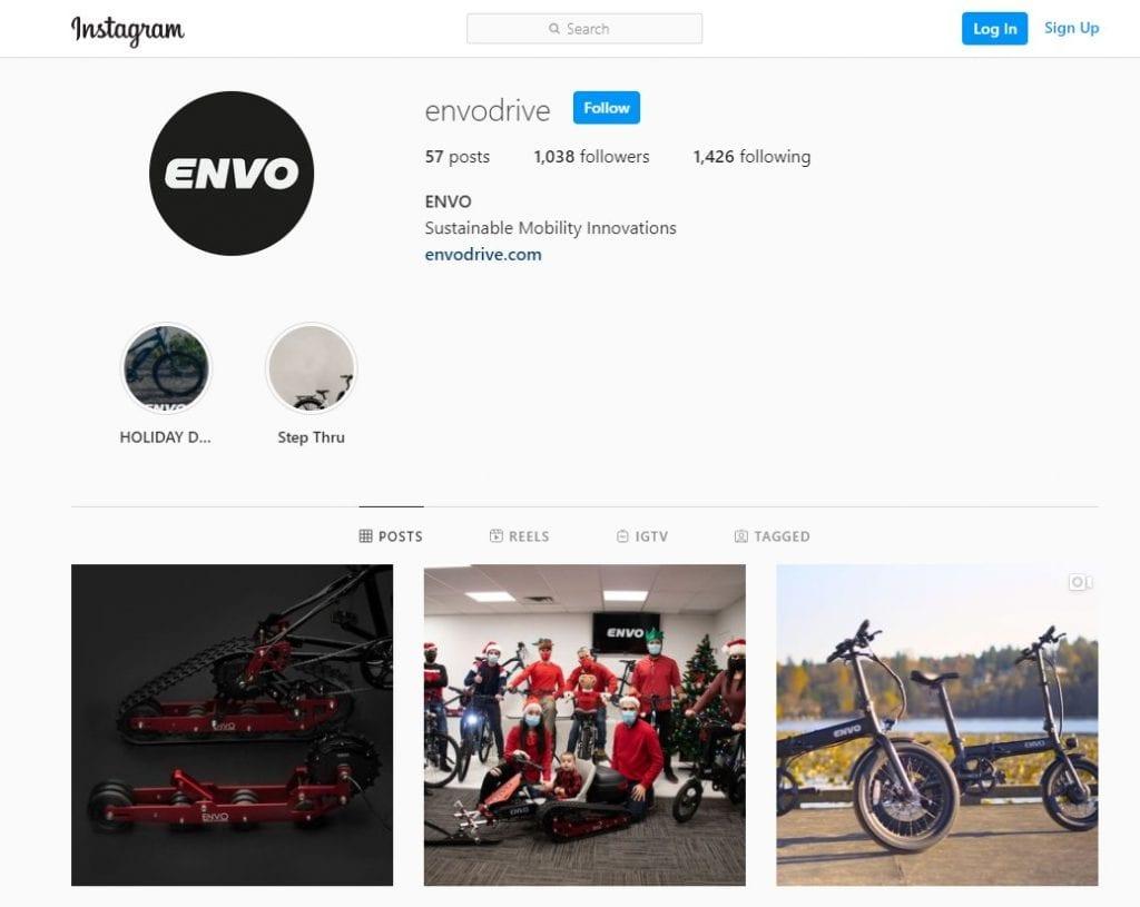 Exciting ENVO Electric Snowbike Conversion Kit 1