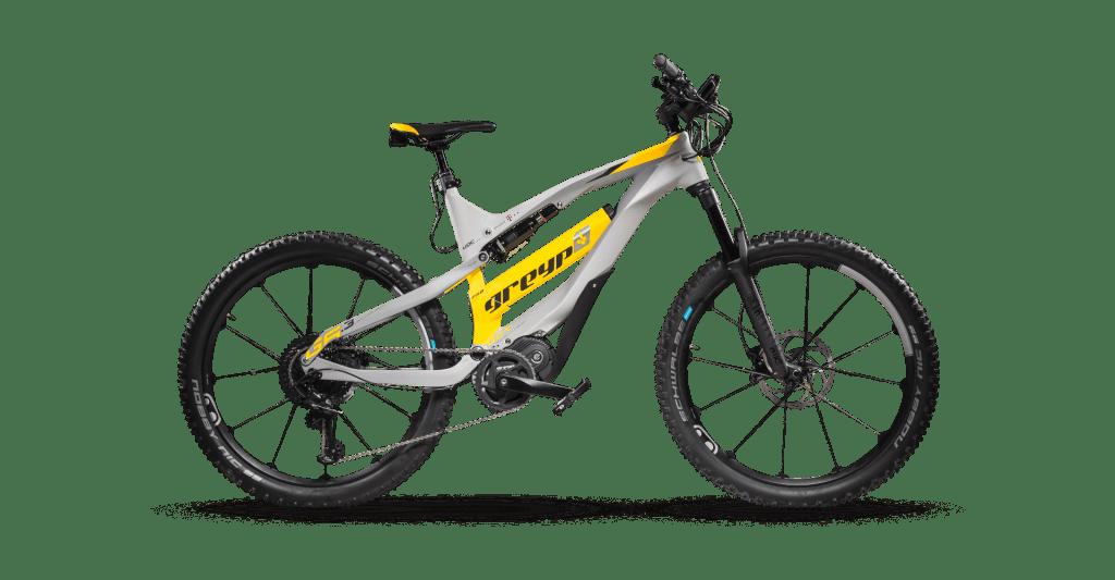 greyp e-bike