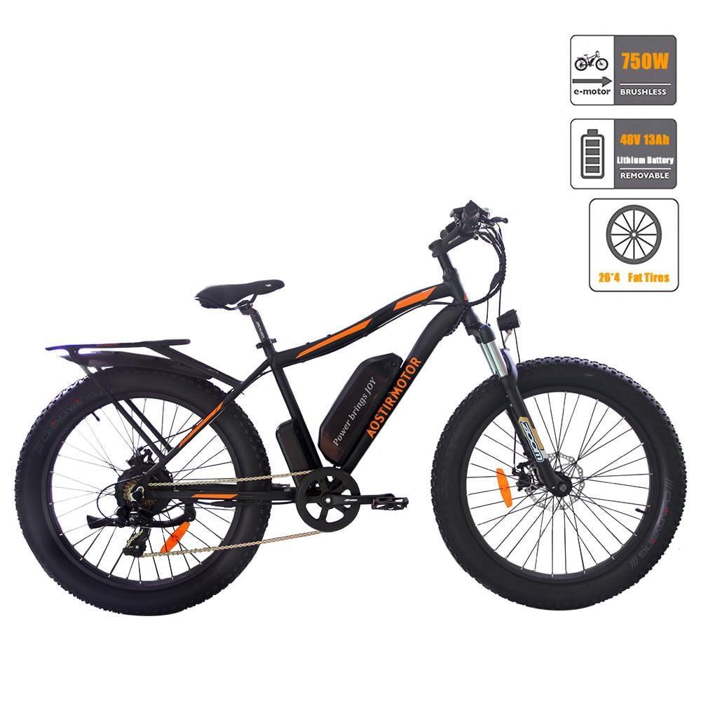 Aostirmotor electric mountain bike