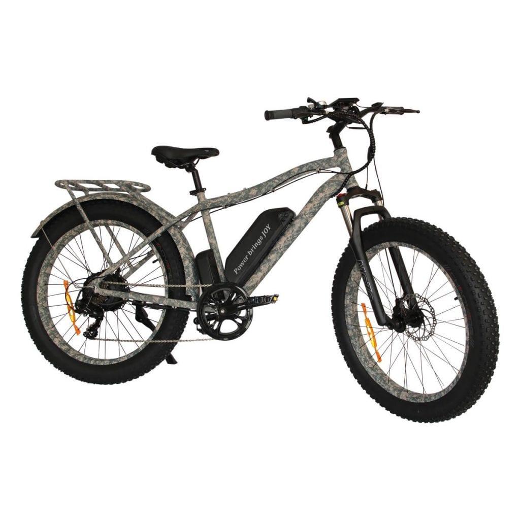 Cameo electric mountain bike by Aostirmotor