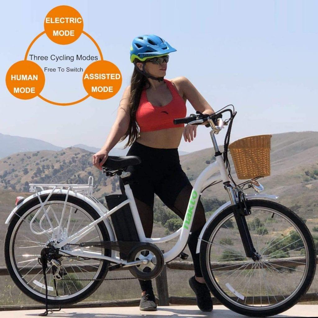 nakto cheap electric bikes