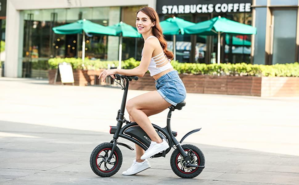 Versatile Ancheer Electric Bike - New 2021 Model Overview 1